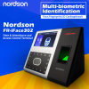 Easy to Use Multi-Biometric Professional Face and Fingerprint Time Attendance with Access Control