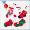 2017 New Women 3D Christmas Socks New Design Cartoon Snowman
