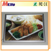 LED Photo Display Aluminum Acrylic Light Box of Wall-Mounting