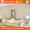 Guangzhou Cheap Price Damask Wallpaper Wallcovering Factory
