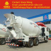 Sinotruk HOWO 6X4 6 - 16m3 Concrete Mixer Truck