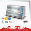 Stainless Steel Commercial Food Display Warmer with 2-Layer (HW-813)