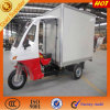 Moto Tricycle with Enclosed Cabin Box