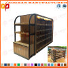 New Customized Supermarket Shop Wooden Shelving (Zhs265)