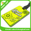 Factory Price Custom 3D Rubber Luggage Tag (SLF-LT014)