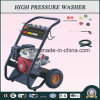 CE Gasoline 120bar Light Duty Semi-Professional Pressure Cleaning Machine (HPW-QL400)