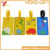 2016 Fashion Hotsale PVC Luggage Tag (YB-LY-LT-03)