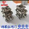 3PC Floating Ball Valve for Pneumatic Actuator