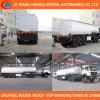 3 Axle Sino 50000L Mobile Fuel Tanker Trailer for Sale
