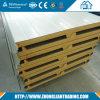 Heat Resistant Wall Foam Protection / Rockwool / Roofing Tile Sandwich Panels