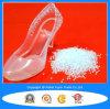 Transparent PVC in Shoe Grade PVC Resin