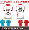 Healong Cool Design Mens Cheap Customized Wholesale Fishing T Shirt