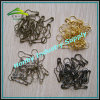Wholesale 7/8′′ Plated Color Fancy Pear Safety Pins (P160721B)