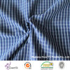 Indigo Cationic Yarn Dyed Fabric for Shirt