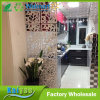 Fashion White Kitchen Living Room Partition Hollow Carved Screen