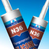 Anti -Mildew, Fungus Proof Caulking Weather Reasistance Silicone Sealant (N36)