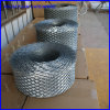 Galvanized Brick Reinforcement Coil Mesh / Truss Lath with Hole Size 10X25mm
