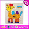 Hot New Product for 2015 Cartoon Jigsaw Puzzle, Wooden Toy Jigsaw Puzzle Game, Jigsaw Puzzle for Kids Conform to En71 ASTM W14c084