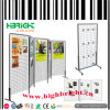 Metal Frame Wire Mesh Grids Display Panel Stand