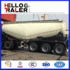 3 Axles Truck Transport Bulk Cement Tanker Trailer