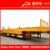 Multi-Functional 3 Axles Lowbed Side Wall Trailer for Sale