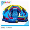 Curve Splash Wet or Dry Slide/ Inflatable Fun Slides Bsl003