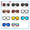 Fashion Colorful Women V Brand Woman Sunglasses