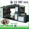 4 Colour High Speed Stack Type Flexographic Printing Machine