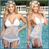 Plus Size Tassels Women Swimwear Bikini