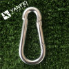 Zinc Painted Pear Shaped Snap Hook