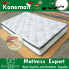 Two Side Used Soft Foam Pillow Top Pocket Spring Hotel Mattress