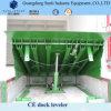 Stationary Hydraulic CE Land Dock Ramp Truck Loading Leveler