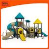 European Standards Children Tunnel Slides Outdoor Playground
