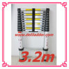 3.2m Telescopic Ladder /Combination Aluminum Ladder