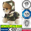 Soft Stuffed Animal in Camouflage Army Soldier Dog Plush Toy