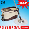 Joyclean 2015 Popular Item Luxery 4-Device Microfiber Rotating Mop (JN-302)