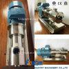 Hygienic Stainless Steel High Shear Mixing Pump Homogenzing Pump