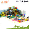 Soft Indoor Playground Forest Style From Cowboy Toys Slide and Ball