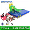 Manual Hot Sale Digital T-Shirt Heat Transfer Machine 50X65cm