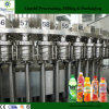 Automatic Industrial Juice Machine/Fruit Juice with Rinsing/Filling/Capping 3-in-1 Production Line