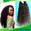 Chocolate Hair Weaving Indian Human Remy Curly Hair Bulk