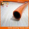 Flexible Orange Reinforced PVC Gas Hose (fire protection)