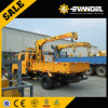 5 Ton Small Telescopic Truck-Mounted Crane