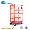 Metal Folding Warehouse Storage Wire Roll Container
