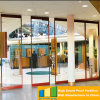 Aluminum Frame Operable Glass Partition Wall for Office