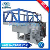 Pnds Single Shaft Shredder Machine for Plastic PVC HDPE Pipe Recycling