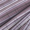 Cationic Yarn Dyed Stripe Peach Skin for Garment Dress
