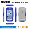 Waterproof Mobile Phone Accessories Transparent Case for iPhone 6/6s Plus