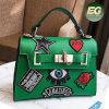 Famous Brand Ladies Bag High Quality PU Woman Handbag Cartoon Decorated From China Factory Sy8674