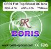 Cr39 1.499 Flat Top Bifocal UC 70/28mm Optical Lens